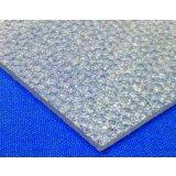 Polycarbonat Massivplatte Kristall 3mm