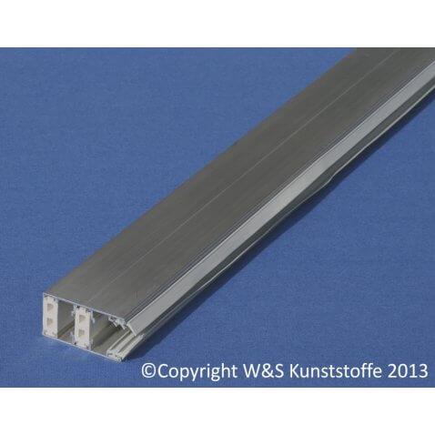 Thermoprofil Rand für Doppelstegplatten 16mm & 32mm