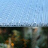 "Polycarbonat Doppelstegplatten X-Struktur IR ""sunreflex"" 16mm"