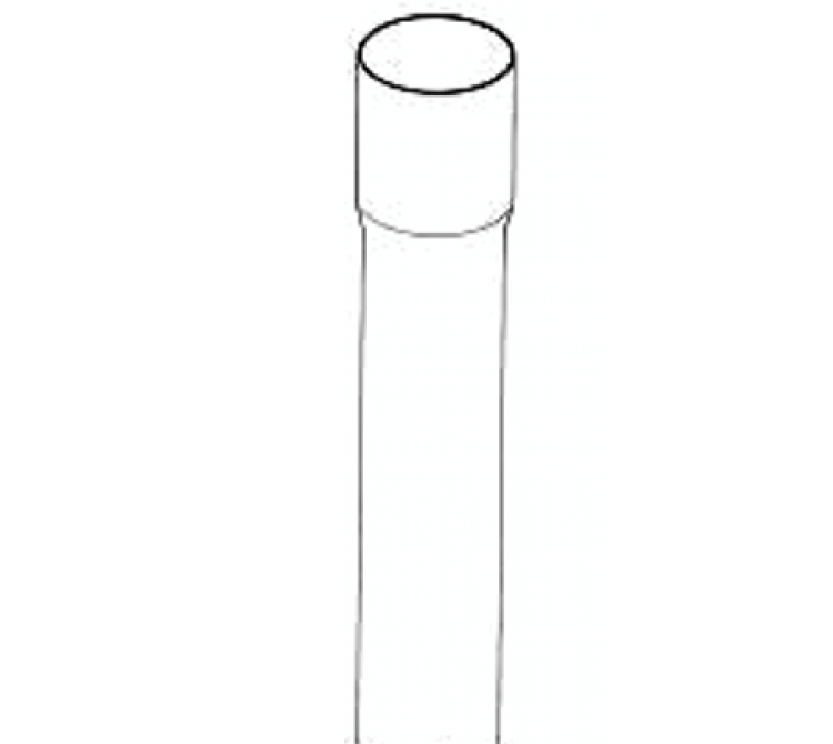 PVC-Fallrohr