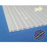 Polycarbonat Doppelstegplatten Marlon ®  Premium Longlife  opal-weiß 16mm