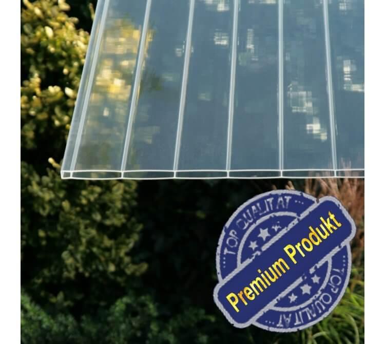 """Highlux Stegplatte """"Panorama"""" in natürlichen Lichtverhältnissen"""