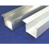 Aluminium Dachrinne
