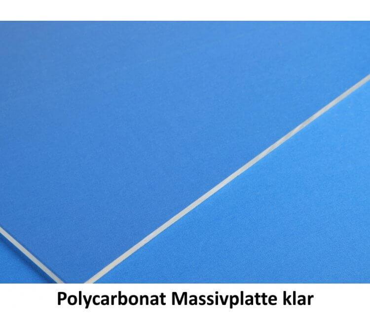 Muster - Musterstück Polycarbonat / Acrylglas Massivplatten