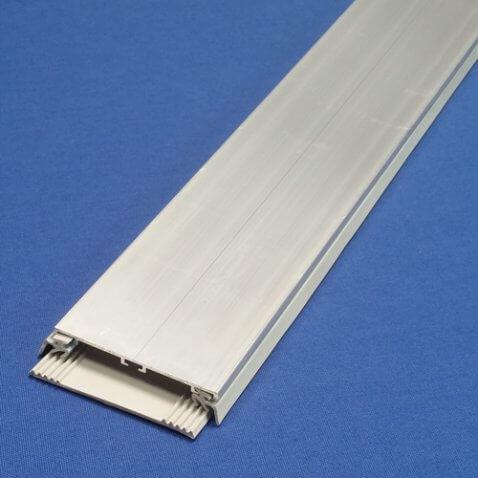 Universalprofil 80mm für Doppelstegplatten