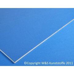 Polycarbonat Massivplatte klar