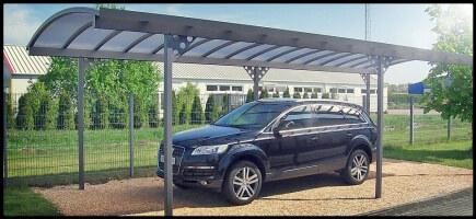 Hier kommen Sie zu unserem Aluminium Carport