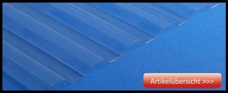 Polycarbonat Wellplatten