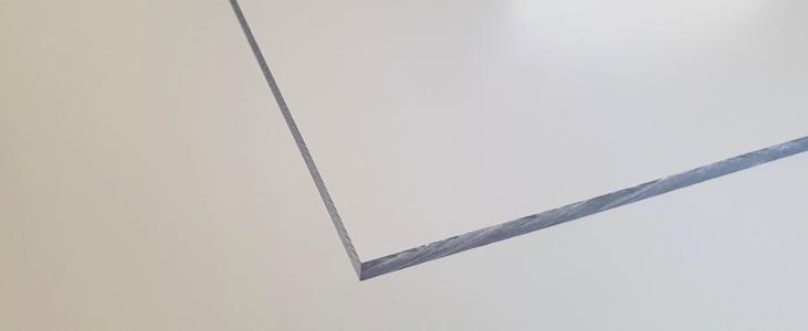 Plexiglas® transparent
