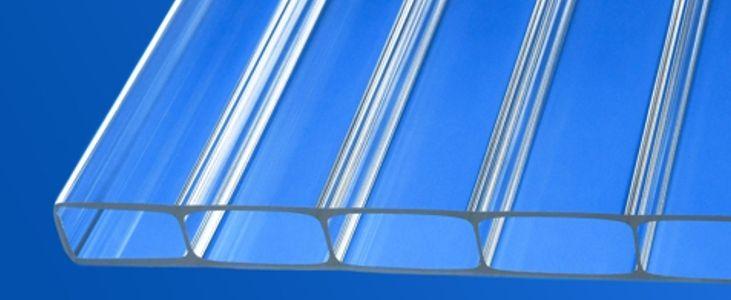 Plexiglas® XT Resist Stegplatten
