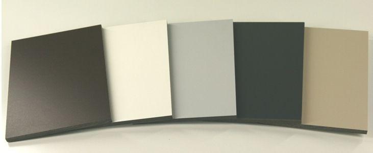 Schichtstoffplatten von Stylam