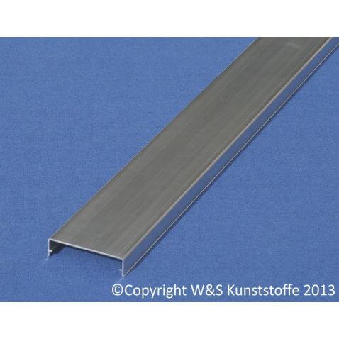 Zierklemmdeckel für 60mm Dachprofile