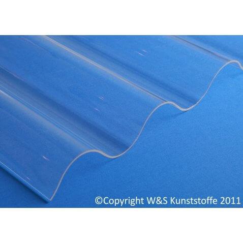 Acrylglas Wellplatten 177/51