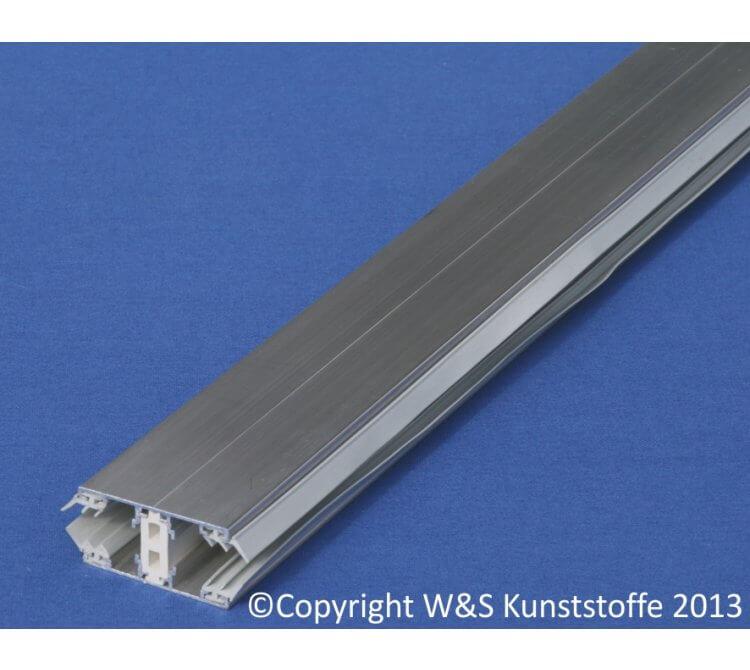Thermoprofil Mitte für Doppelstegplatten 16mm & 32mm