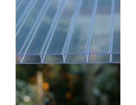 Polycarbonat Doppelstegplatten Weather Extreme ©  klar 16mm