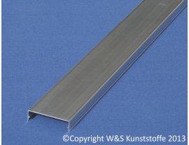 Zierklemmdeckel für 60mm Profile