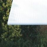 Polycarbonat Stegplatten 32mm 7-fach klar
