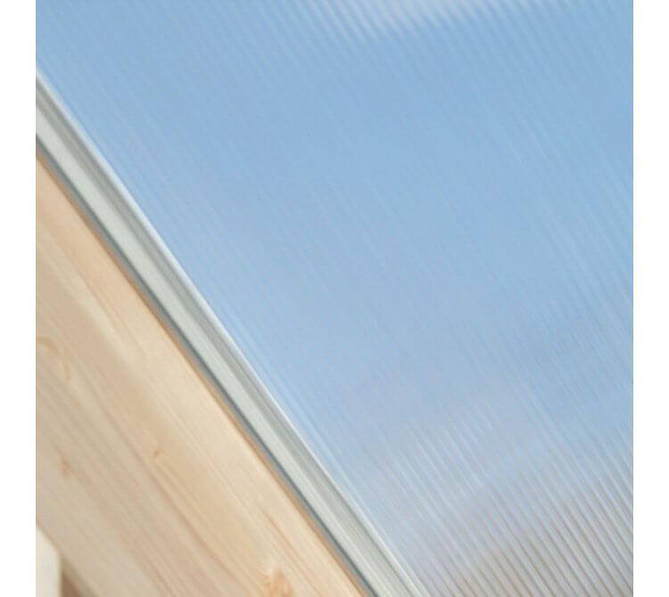 polycarbonat doppelstegplatten 6mm klar. Black Bedroom Furniture Sets. Home Design Ideas