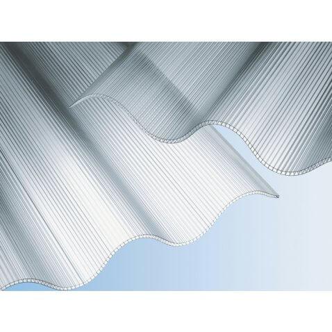 Polycarbonat Wellplatten onda