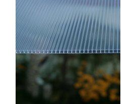 Polycarbonat Doppelstegplatten klar 6mm