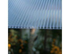 Polycarbonat Doppelstegplatten 10mm klar