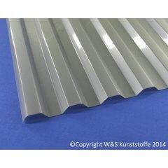 Rooflite ® Polycarbonat Wellplatten 76/18 trapez athermic