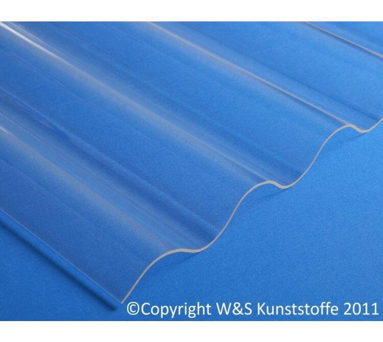 Acrylglas Wellplatten 130/30