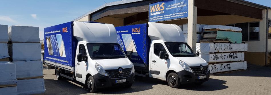 Stellenangebot als Fahrer bei W&S GmbH