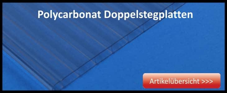 Hier kommen Sie zu unseren Polycarbonat Doppelstegplatten