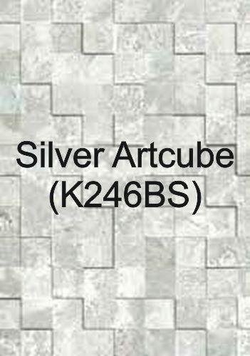 Silver Artcube (K246BS)
