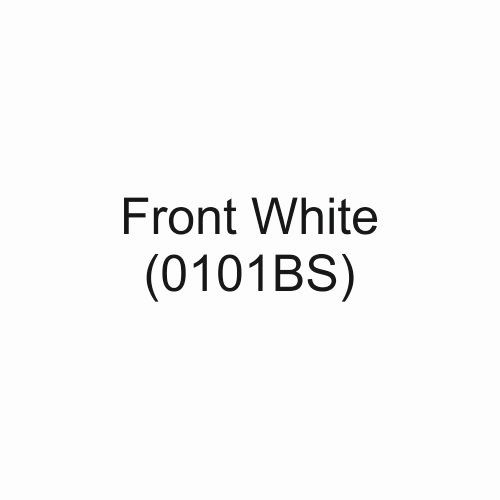 Front White (0101BS)