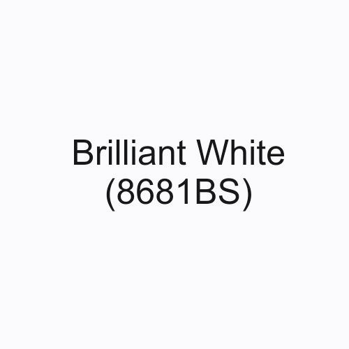 Brilliant White (8681BS)
