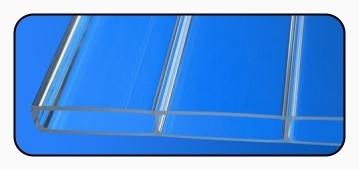 Stegplatten aus Acrylglas