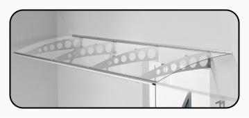 Vordächer aus Acrylglas