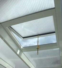 Dachbelüftungssystem für Terrassendach Magnolia