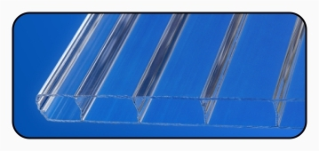 Stegplatten aus Polycarbonat