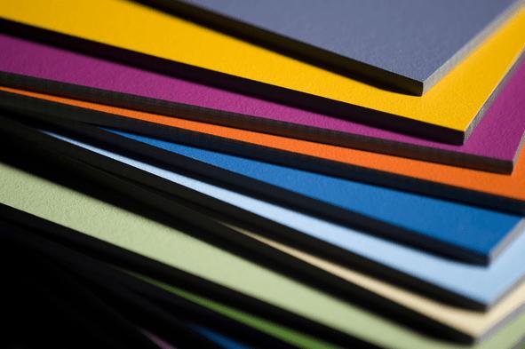Trespa Platten in vielen Farben erhältlich