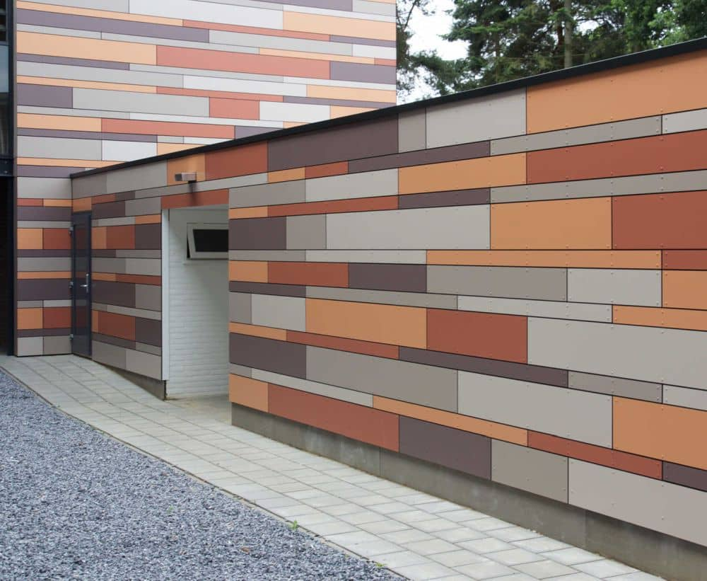 Trespa Meteon Fassade